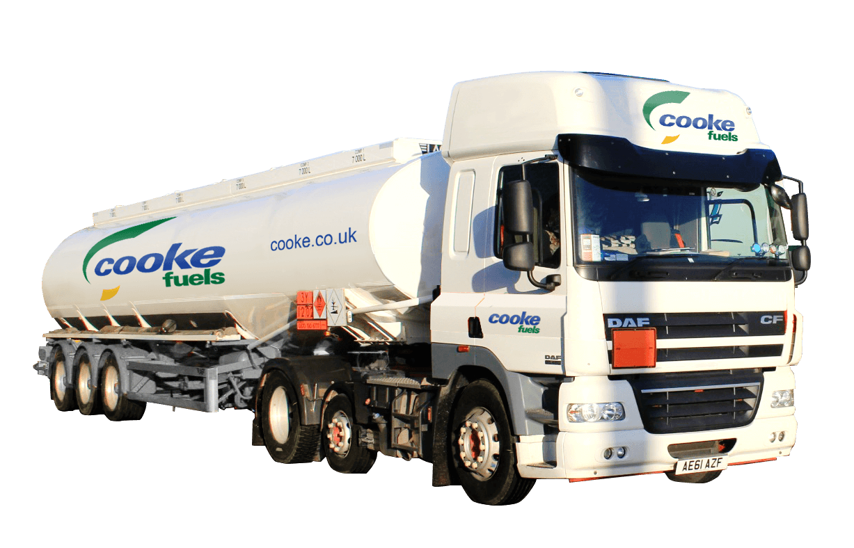 Cooke Fuels Tanker - Delivering Red Diesel (Get a free quote now!)