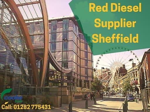 Red Diesel Supplier in Sheffield - Gas Oil Deliveries