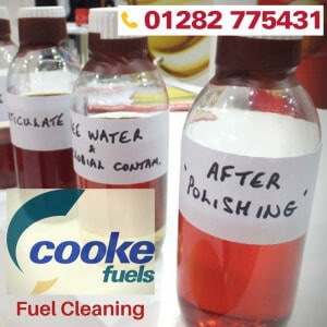 Fuel cleaning