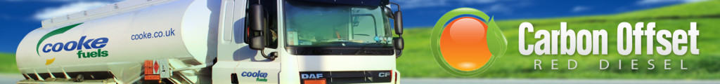 Cooke Fuels - Carbon Offset Red Diesel